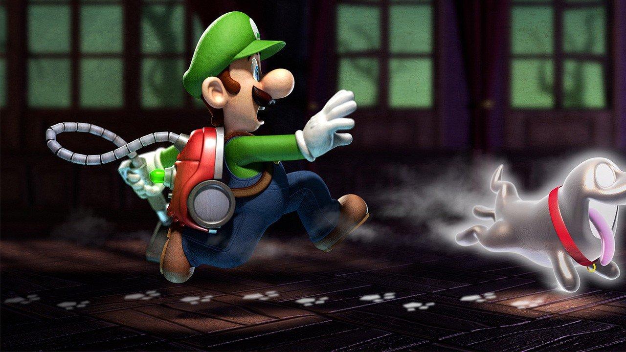 Luigi's Mansion: Dark Moon (3DS) Review