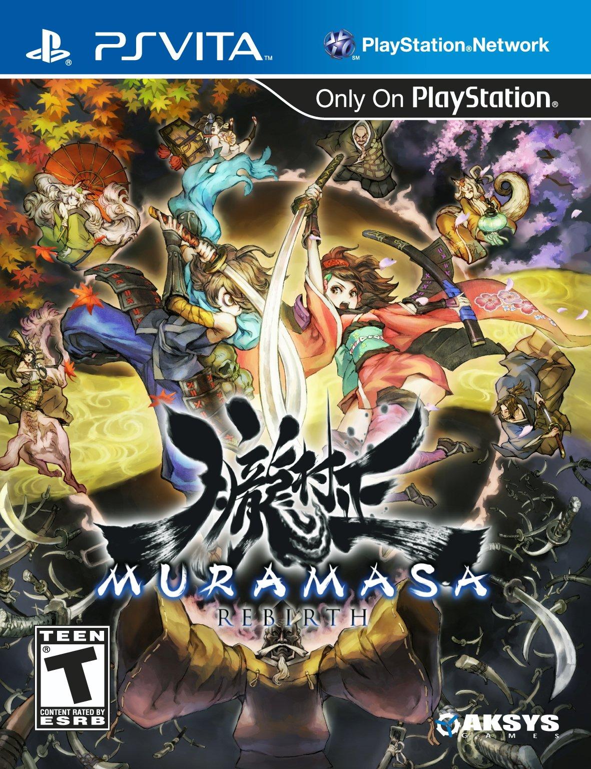 Muramasa Rebirth (Vita) Review 3