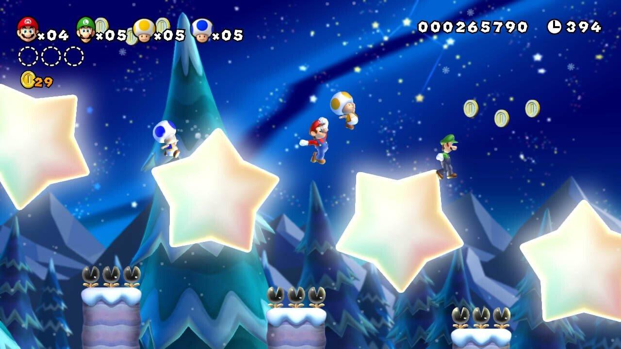 New Super Mario Bros. U (Wii U) Review 1