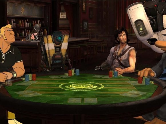 Poker Night 2 (Xbox 360)  Review 1