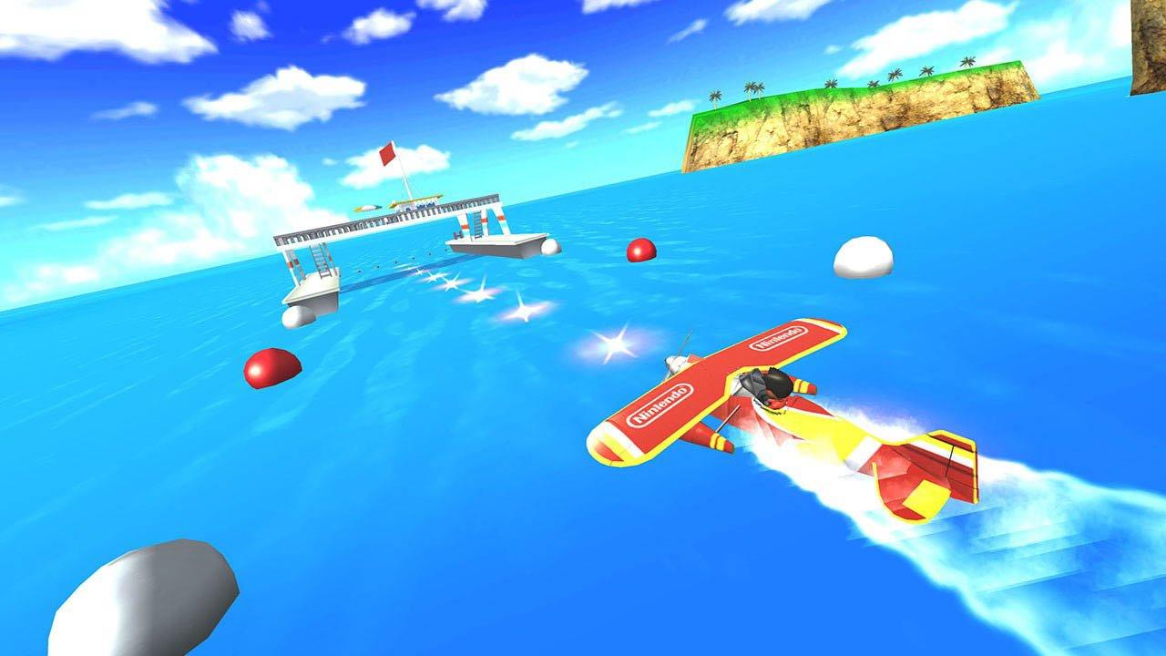 Pilotwings Resort (Wii) Review 1