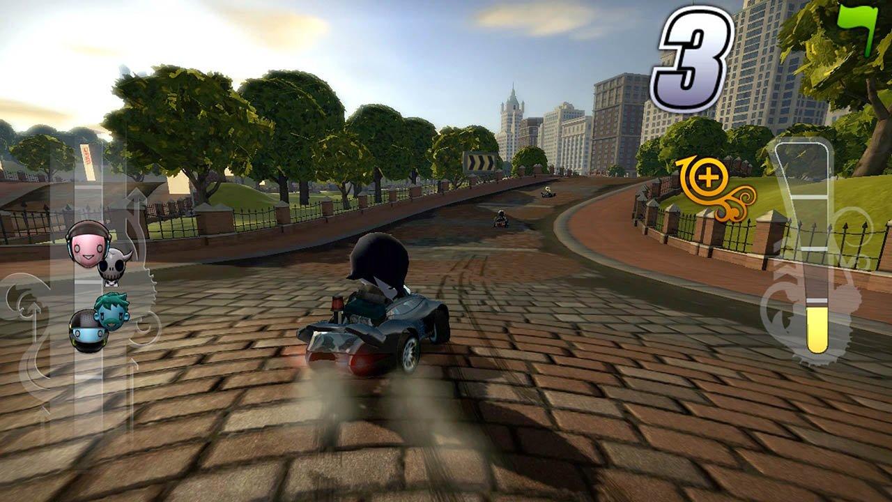 ModNation Racers: Roadtrip (PS Vita) Review