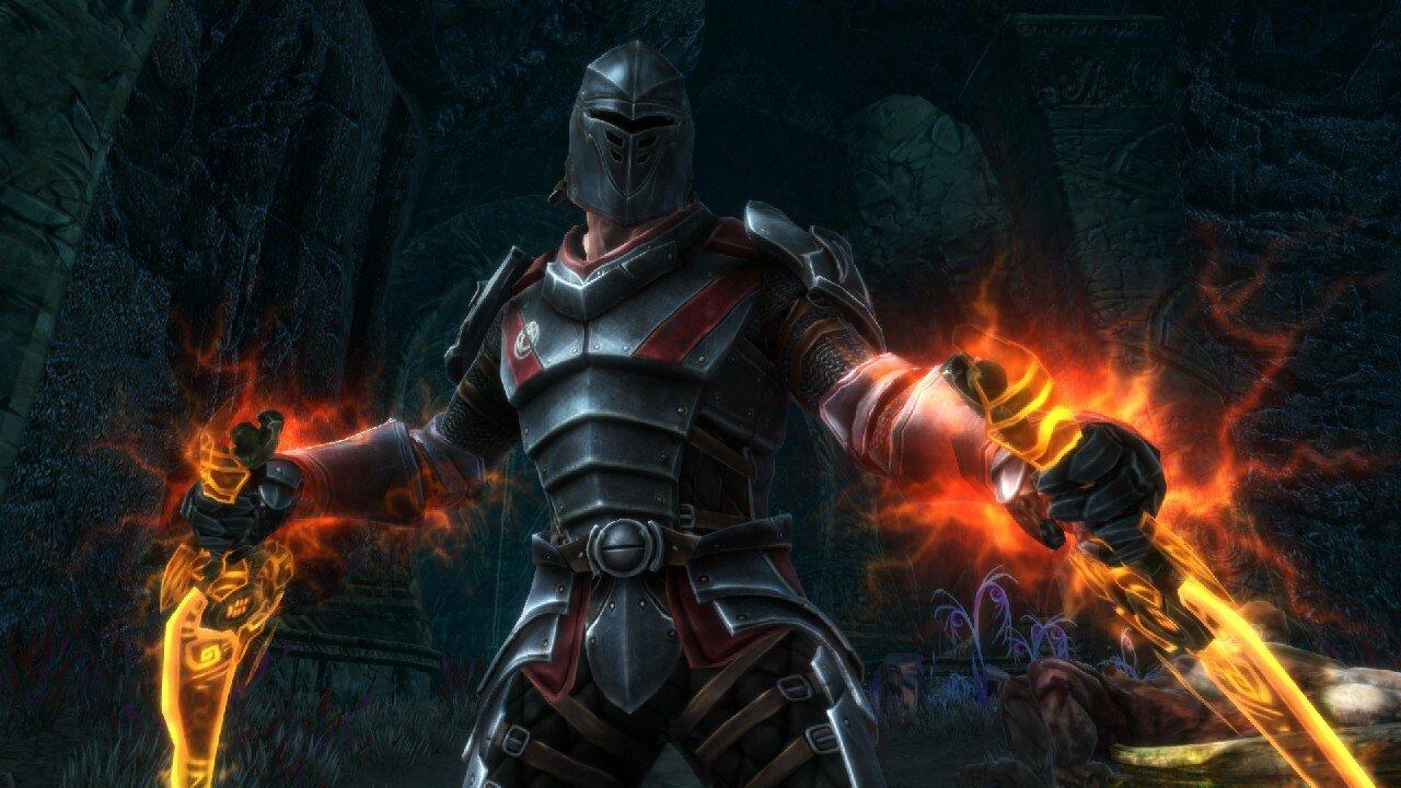 Kingdoms of Amalur: Reckoning (PS3) Review 1