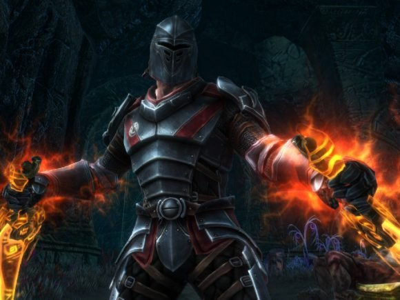 Kingdoms of Amalur: Reckoning (PS3) Review 1