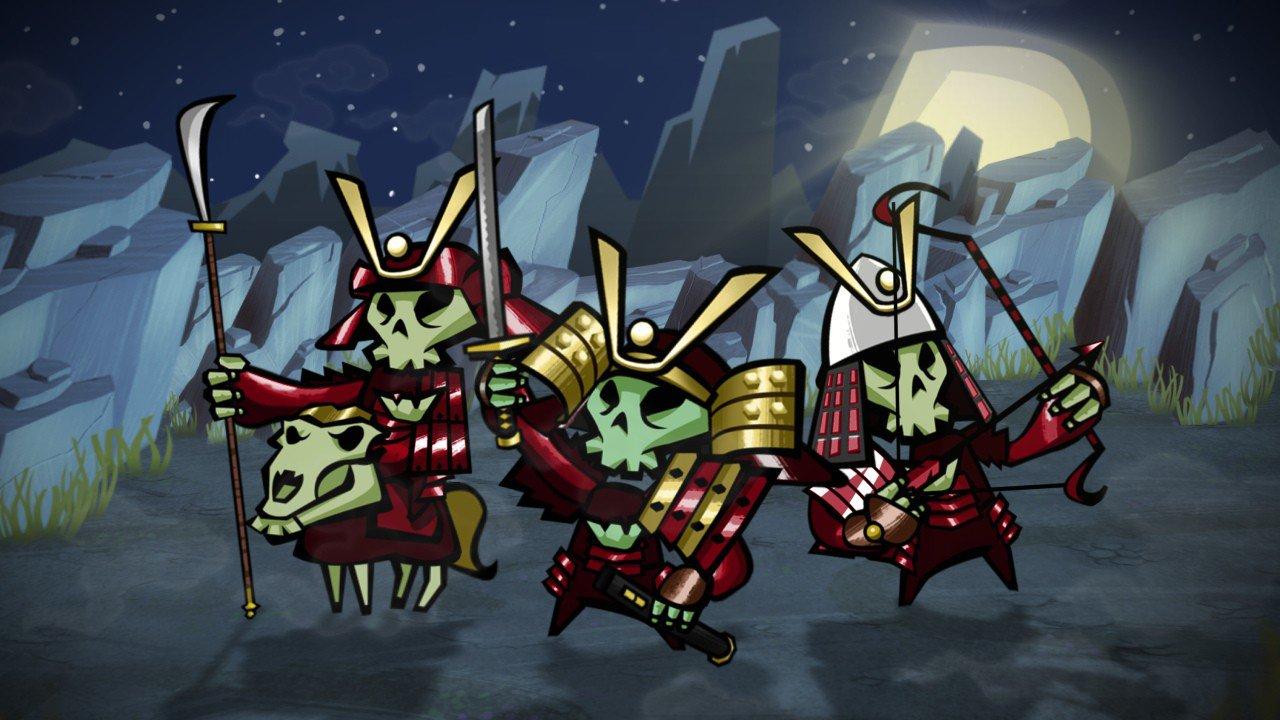 Skulls of the Shogun (Xbox 360) Review