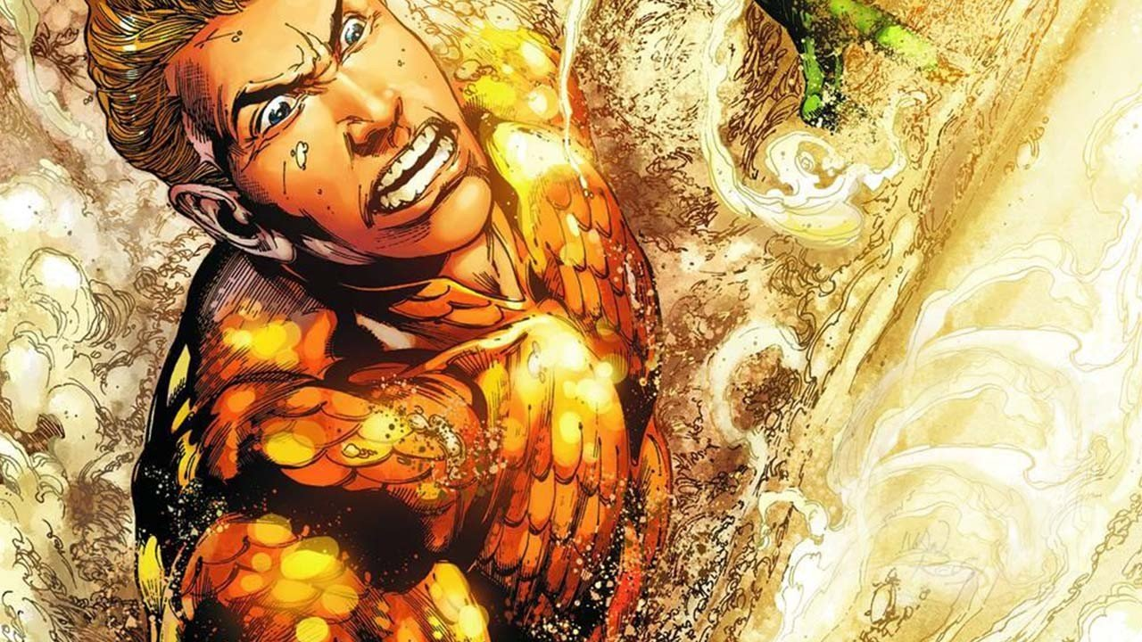 Aquaman: The Trench HC Review
