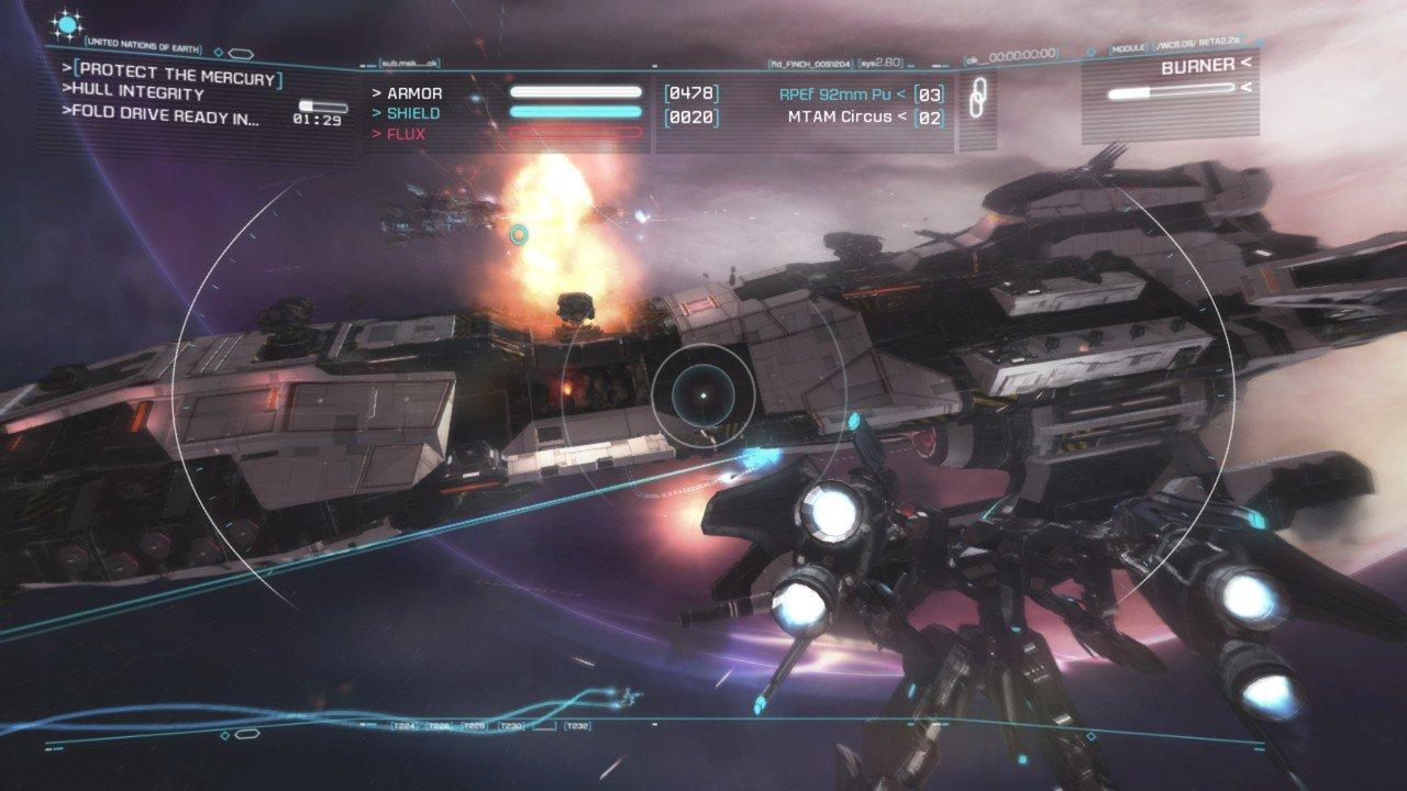 Strike Suit Zero (PC) Review 1