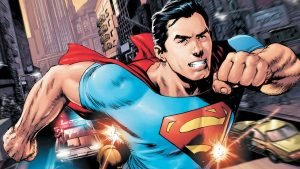 Superman: Action Comics Volume 1: Superman and the Men of Steel Review