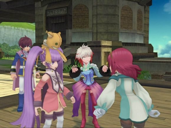 Tales of Grace f (PS3) Review 1