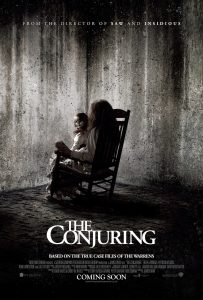 The Conjuring (Movie) Review