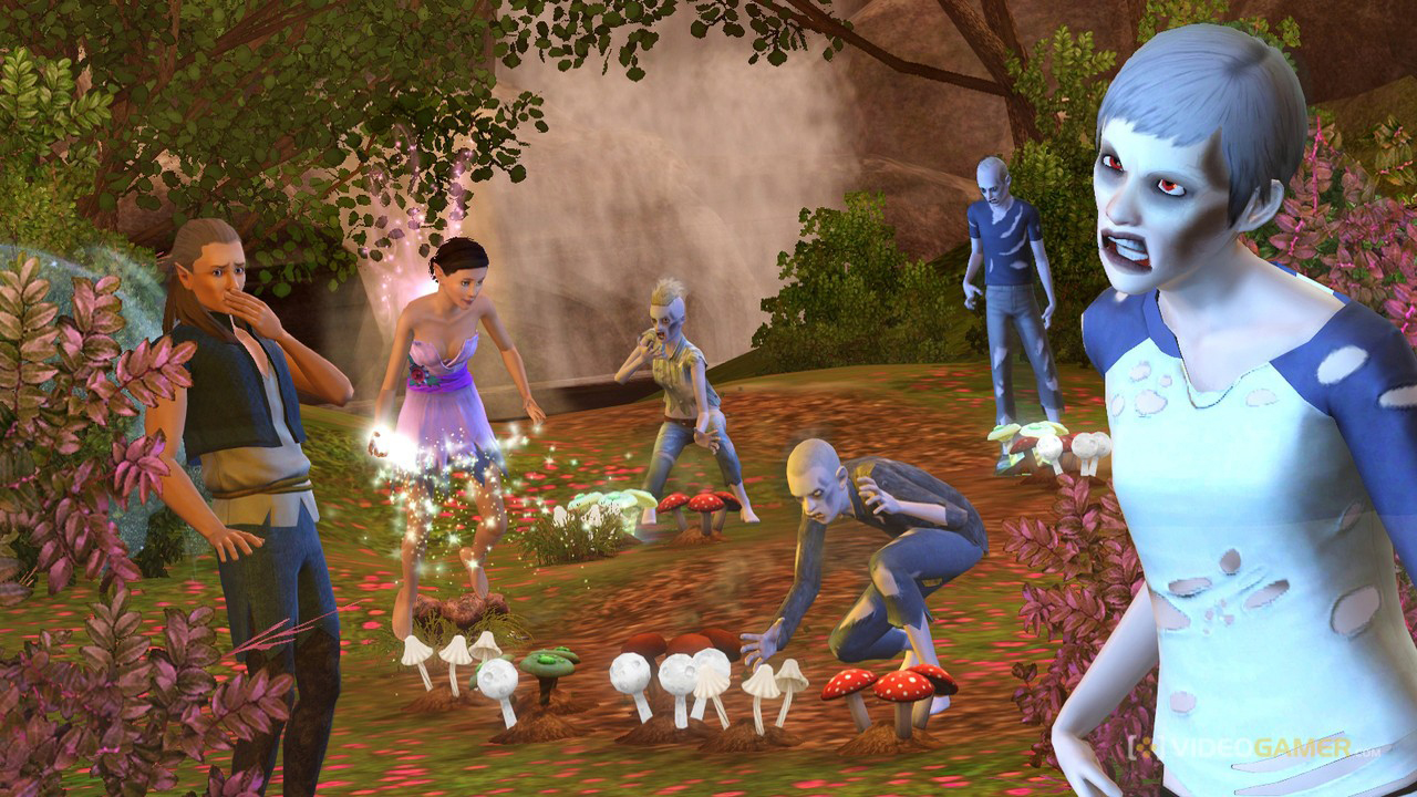 The Sims 3: Supernatural (PC) Review 1