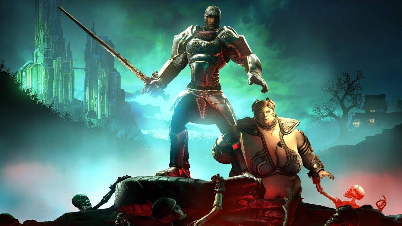 Borderlands 2: Tiny Tina's Assault On Dragon's Keep (PS3) Review