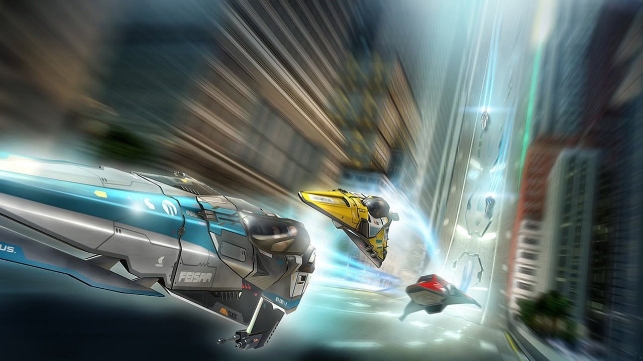 (Vita) WipEout 2048 review – kresnik258gaming