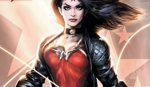 Wonder Woman vol. 1: Blood (TPB) Review