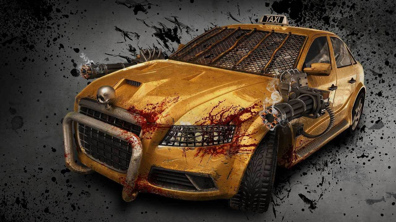 Zombie Driver HD (PS3) Review 1