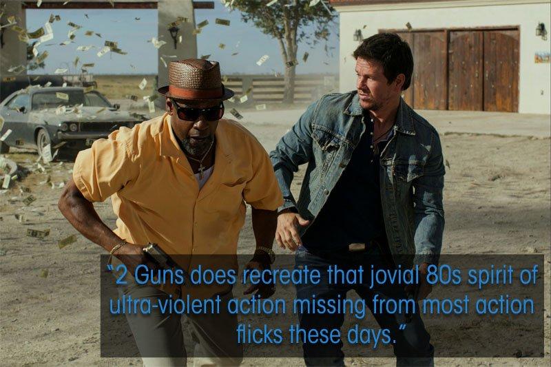 2 Guns (2013) Review