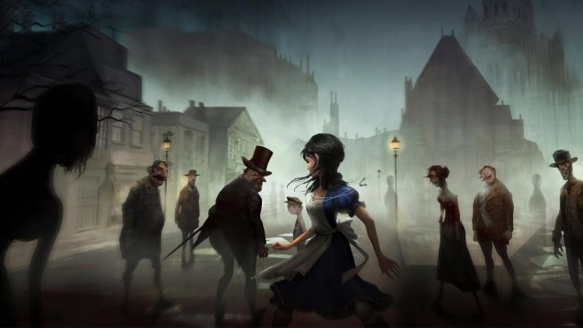 Hong Kong Director to Produce American McGee's Alice Movies - 2013-08-14 11:36:42