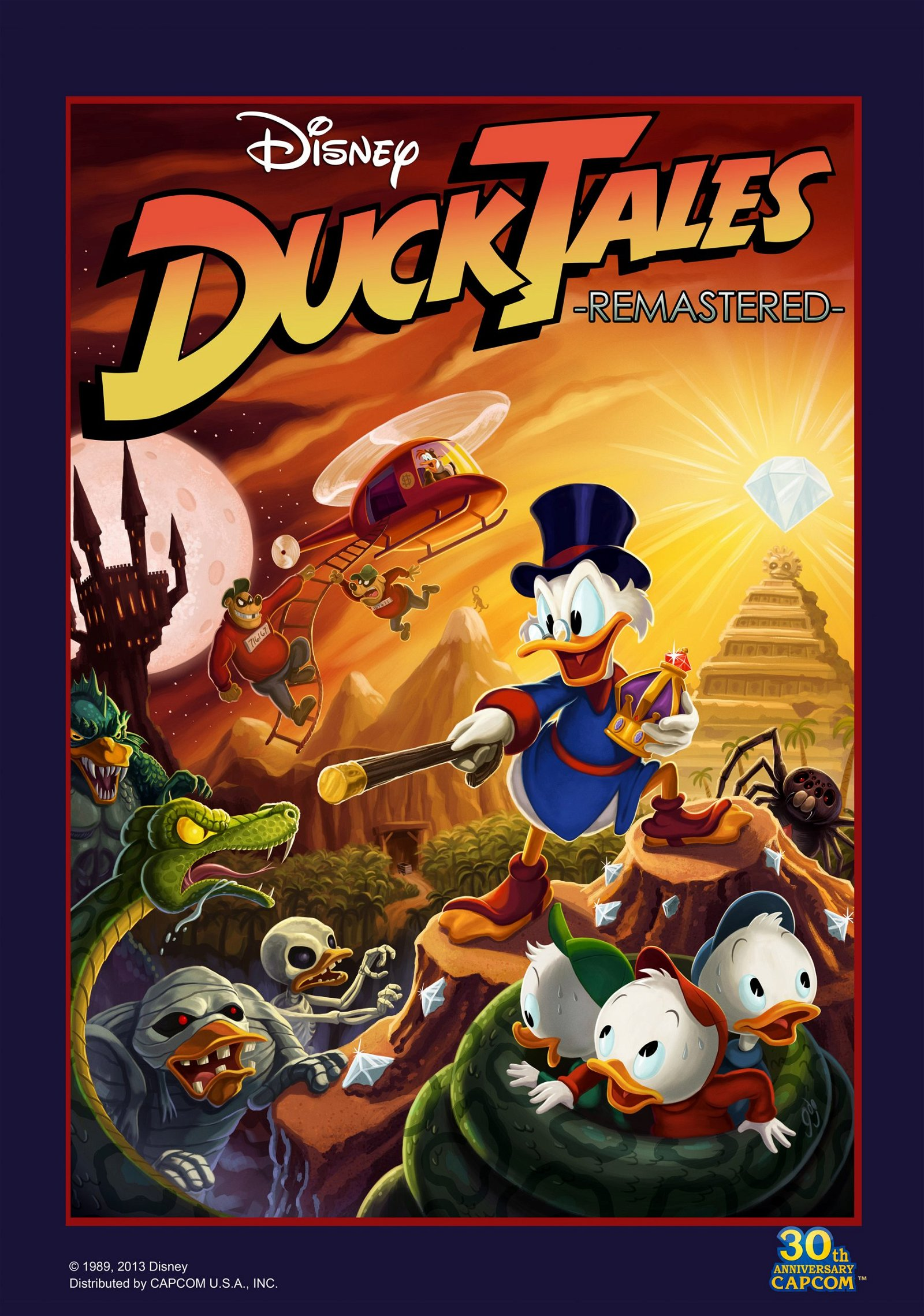 DuckTales Remastered (PS3) Review 2