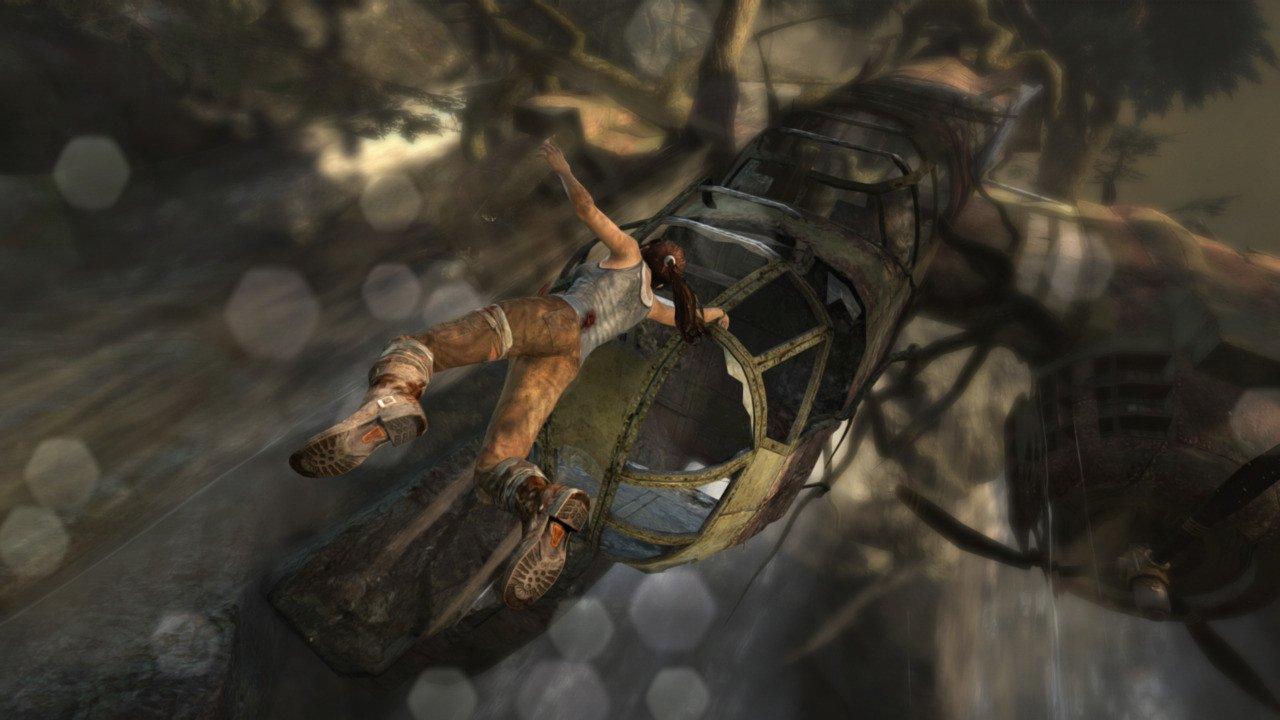 Square Enix CEO Announces Tomb Raider Sequel