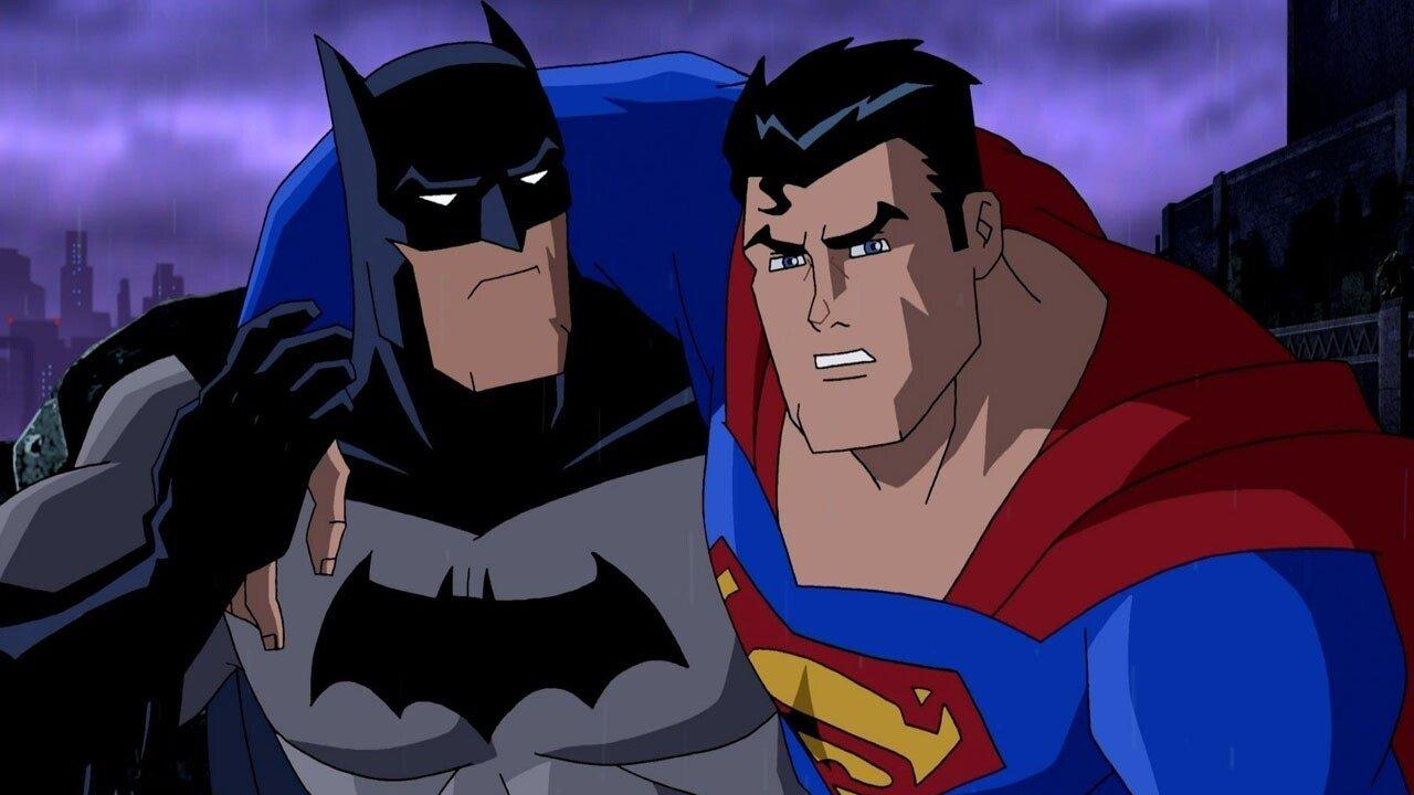 The Batman/Superman Film 1