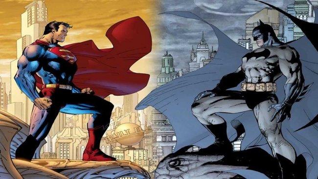 Batman and Superman Collide in Upcoming Superman Film