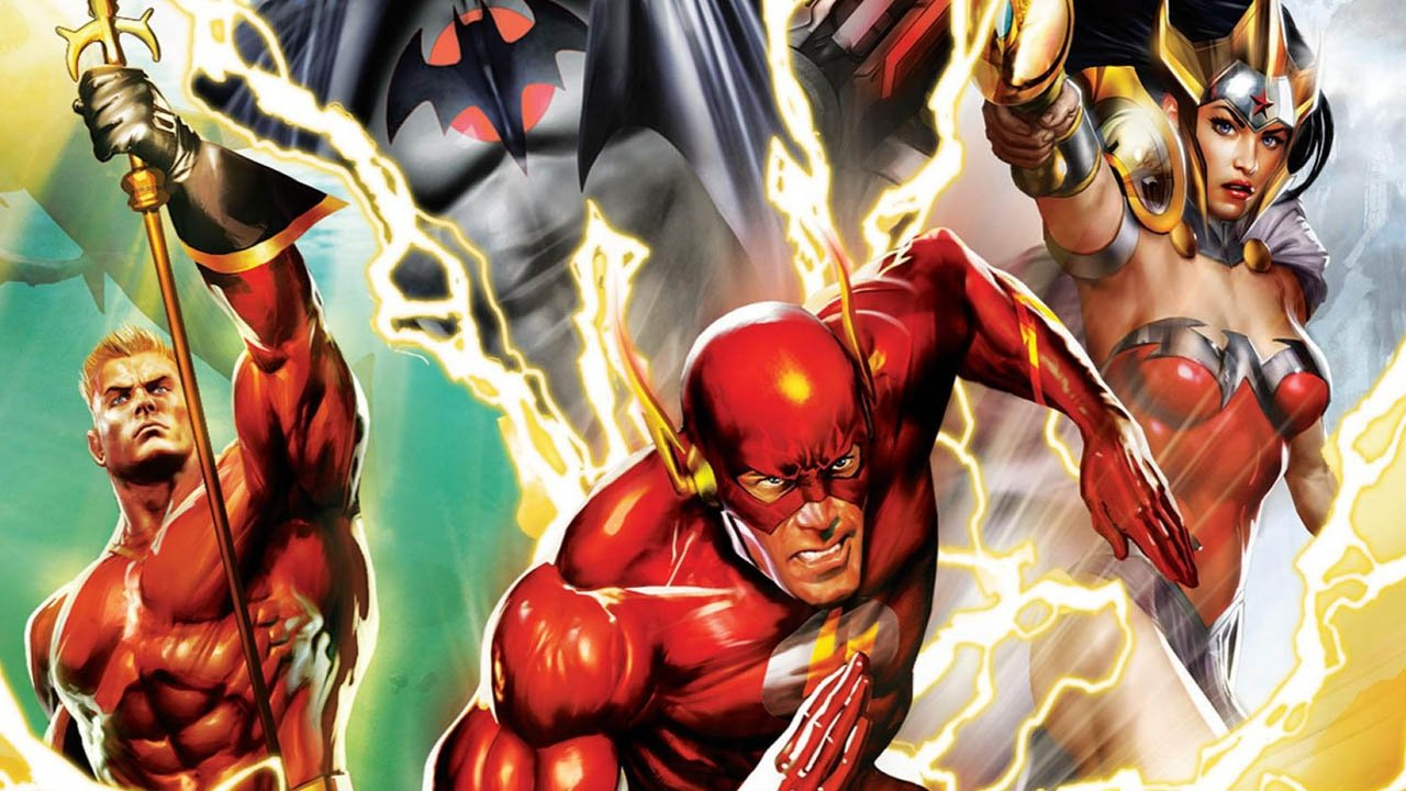 Justice League: The Flashpoint Paradox (2013) Review 5