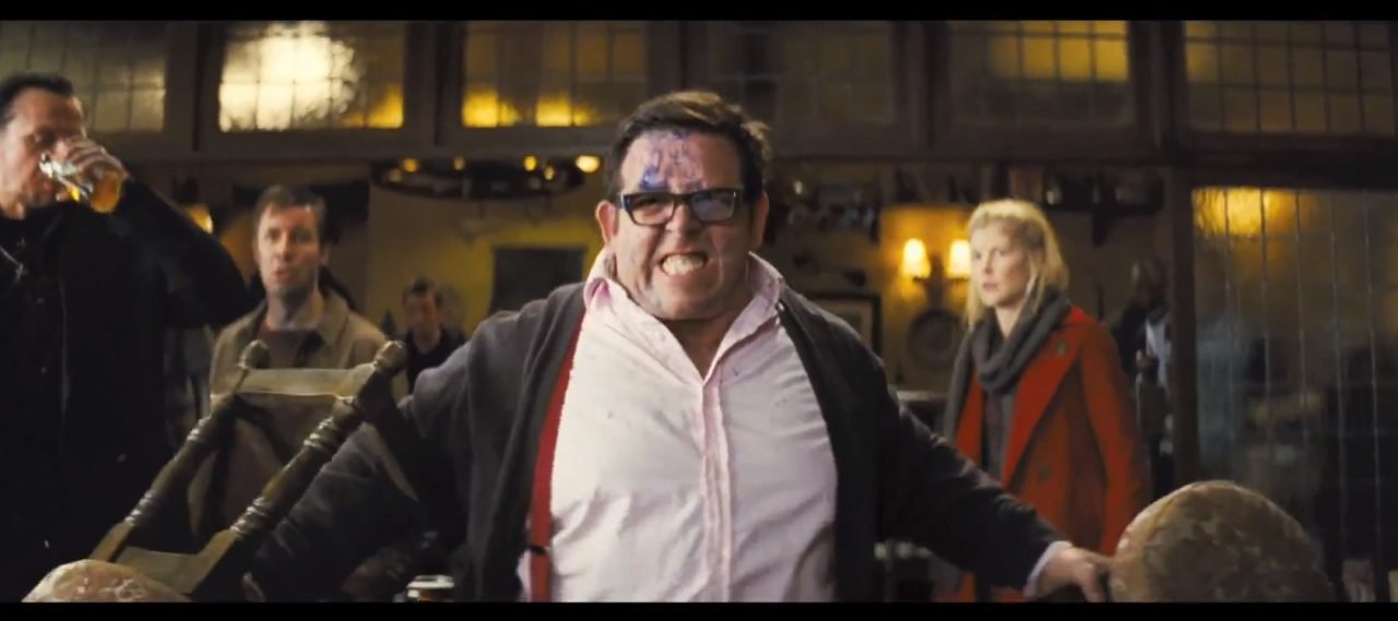 An Interview With Edgar Wright And Nick Frost Before The World's End 3