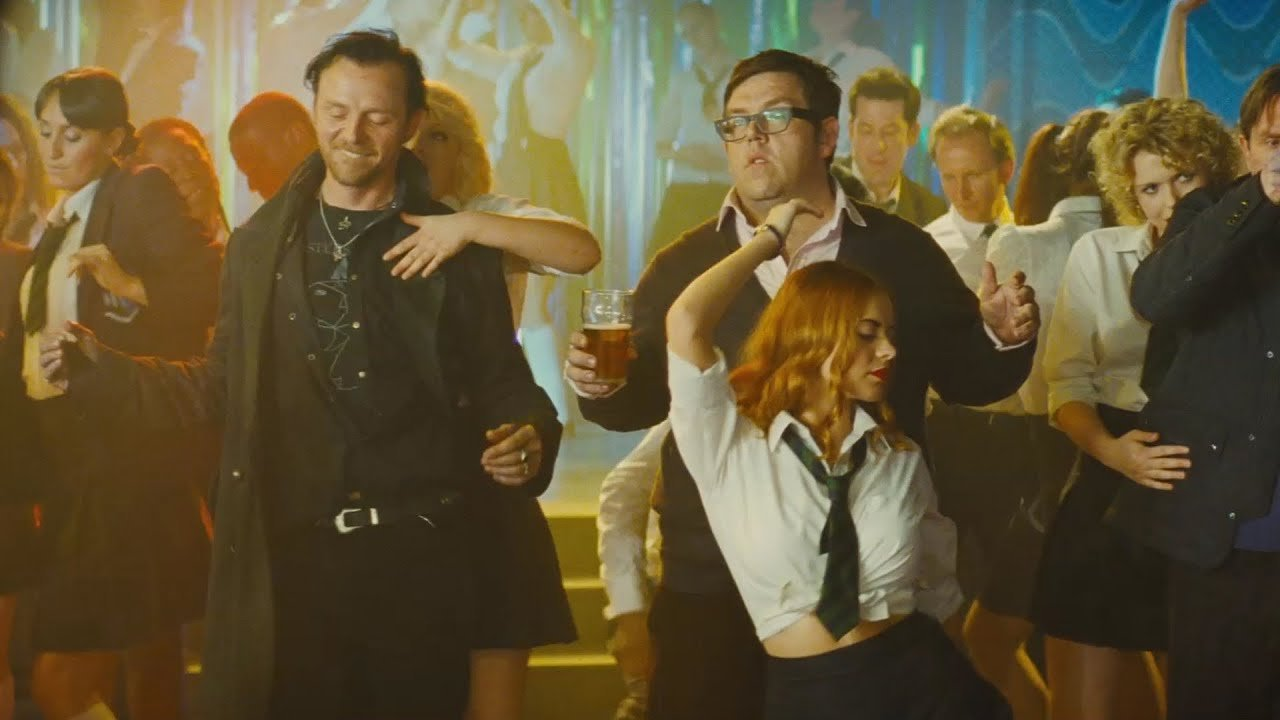 An Interview With Edgar Wright And Nick Frost Before The World's End 5