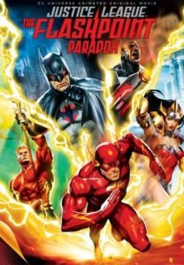 Justice League: The Flashpoint Paradox (Movie) Review