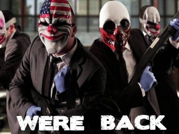 Payday 2 (PS3) Review