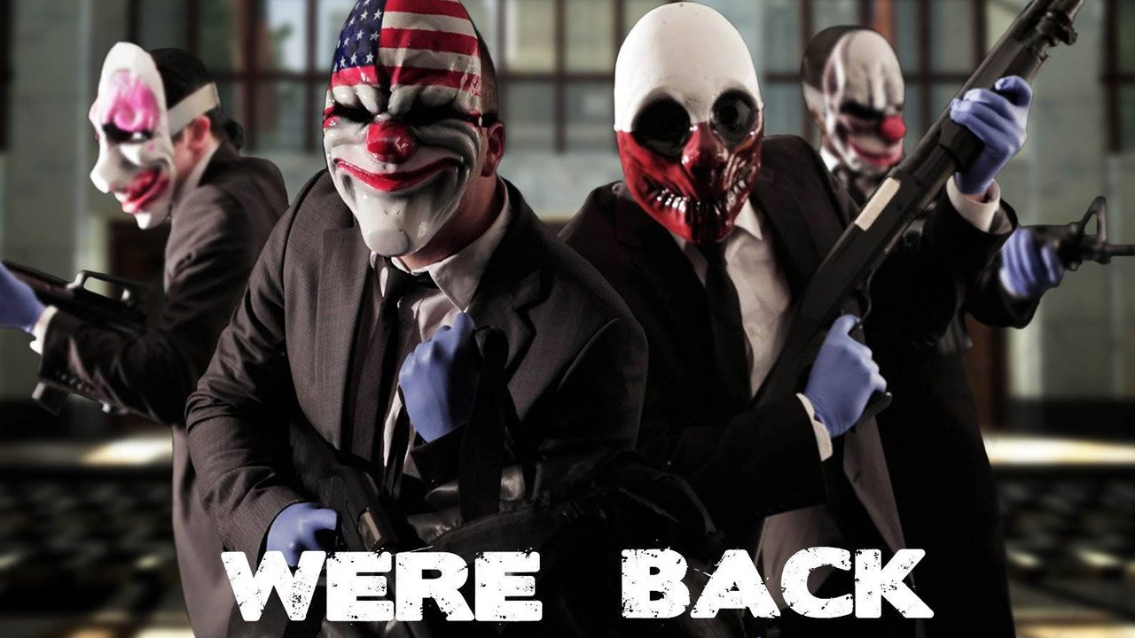 Payday 2 (PS3) Review 3