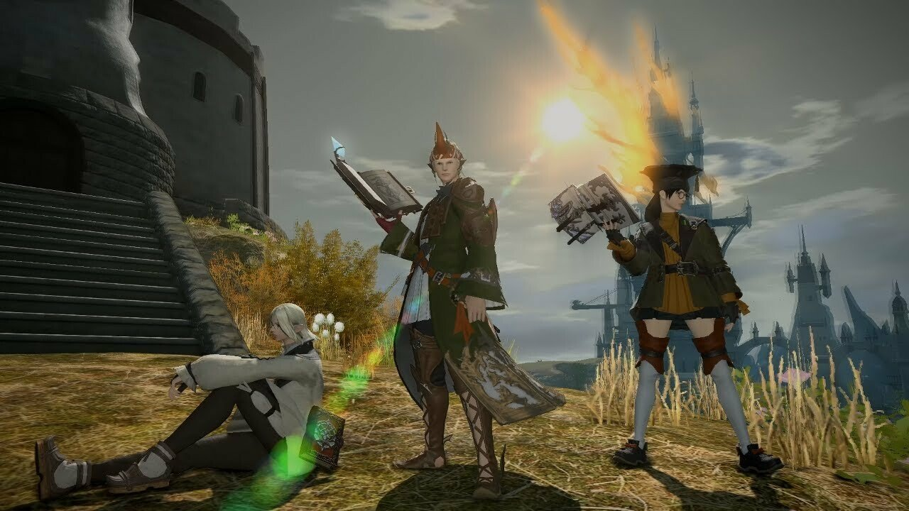 PS4 Version of FFXIV To Be Free For PS3 Subscribers