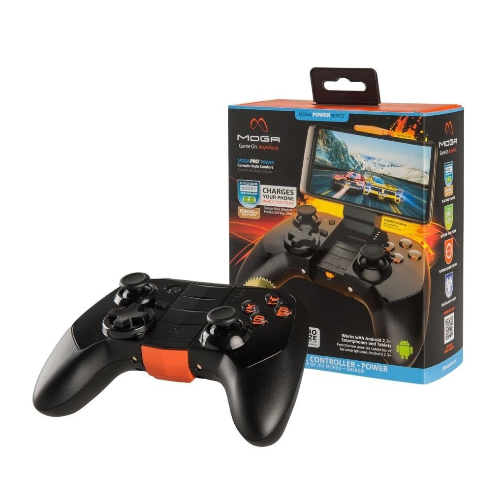 MOGA Pro Controller (Hardware) Review 2