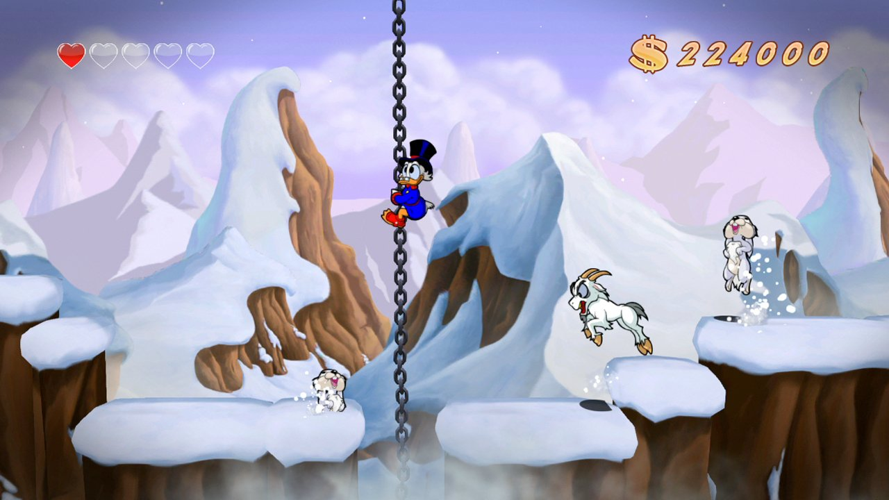 DuckTales Remastered (PS3) Review