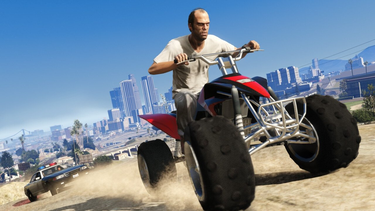 Online Petition Tries To Prevent PC Version Of GTA V