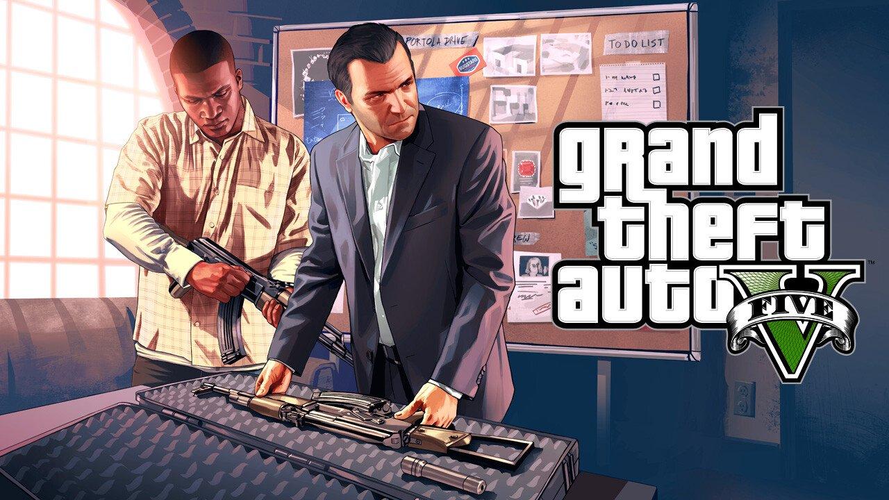 Grand Theft Auto V Cost More Than Titanic to Make 1
