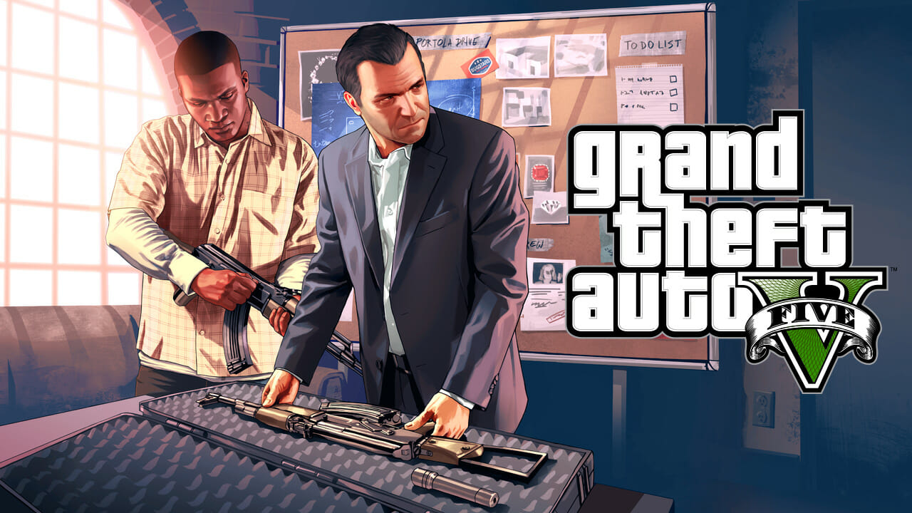 Grand Theft Auto V Cost More Than Titanic to Make