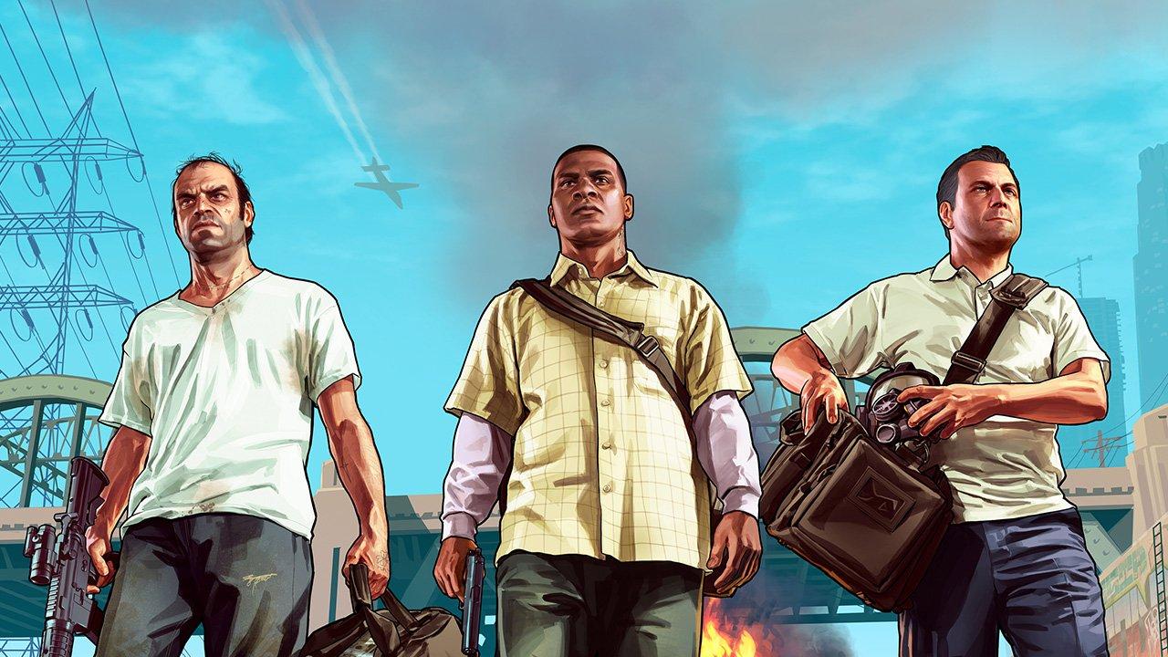 Grand Theft Auto V (PS3) Review 4