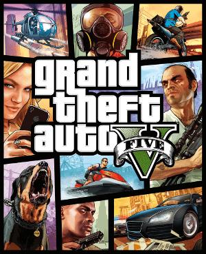 Grand Theft Auto V (PS3) Review 5