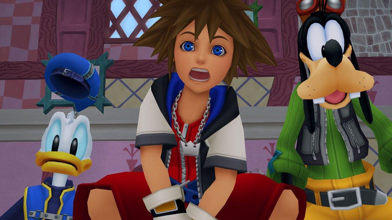 Kingdom Hearts HD 1.5 Remix (PS3) Review 1