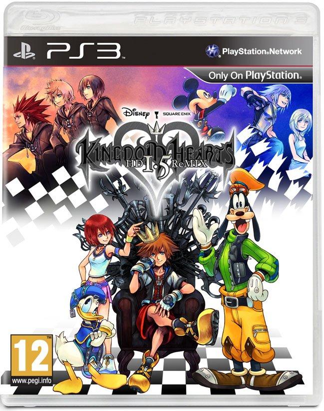 Kingdom Hearts HD 1.5 Remix (PS3) Review 4