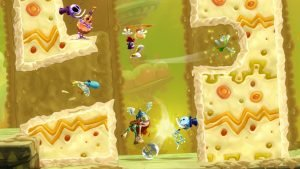 Rayman: Fiesta Run coming to ios