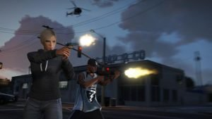 Rockstar Unveils Grand Theft Auto Online in Latest Trailer 2