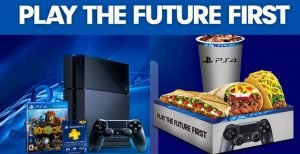 Sony Promotes PS4 Release Through Contest With Taco Bell