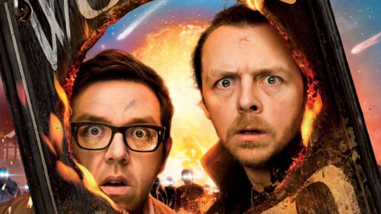 An Interview With Edgar Wright And Nick Frost Before The World's End