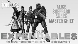 Video Games Expendables - These Warriors Are Terrible