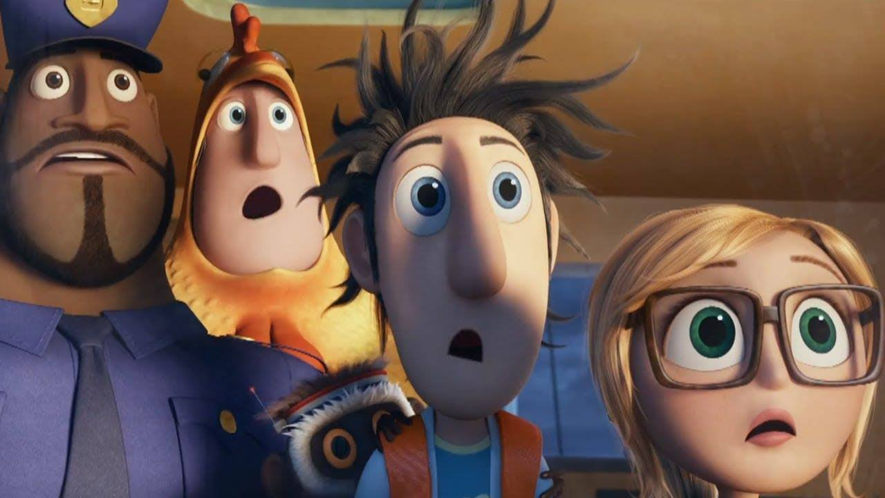 Cloudy With A Chance Of Meatballs 2 (2013) Review 7