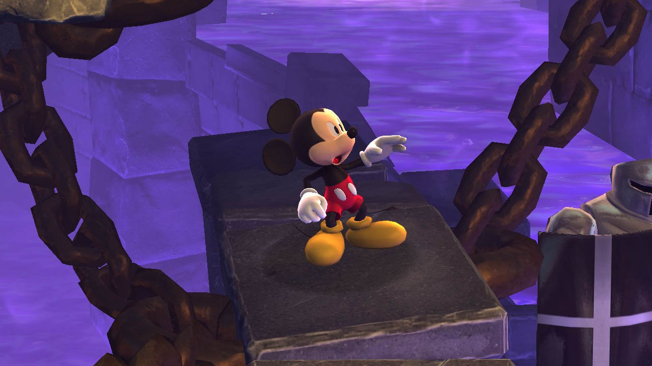 Disney Castle of Illusion starring Mickey Mouse (PS3) Review 1