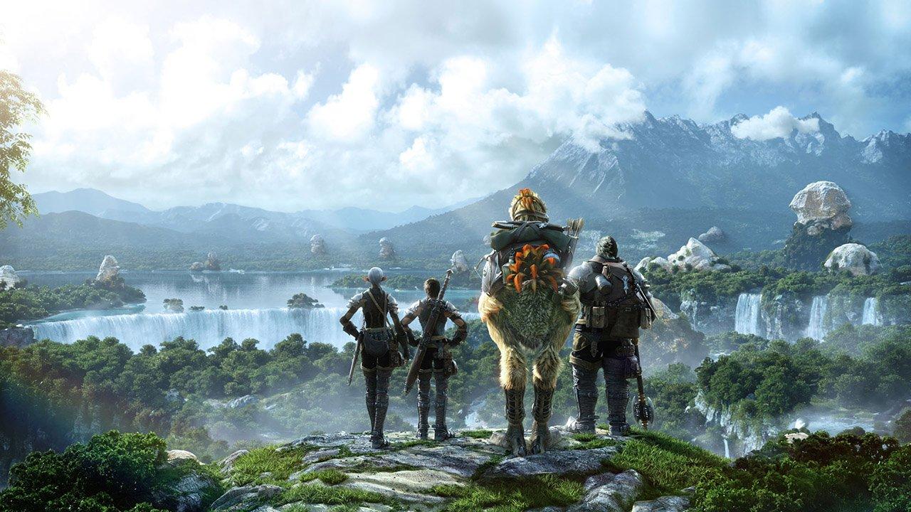 Review In Progress:  Final Fantasy XIV