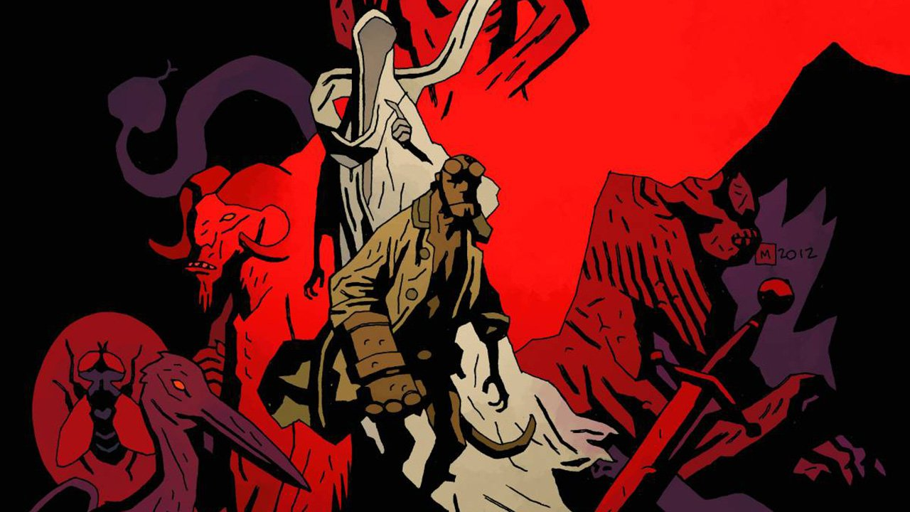An Interview with Mike Mignola 1